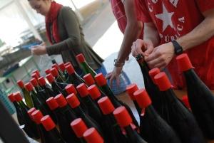 bottiglie rosse